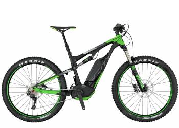 Велосипед SCOTT E-GENIUS 730 PLUS BIKE (2017)