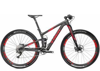 Велосипед Trek Top Fuel 9.9 SL (2016)