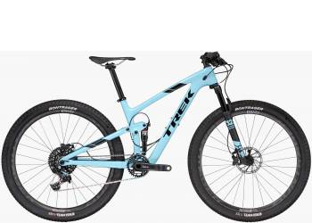 Велосипед Trek TOP FUEL 9.8 SL WOMEN'S (2017)