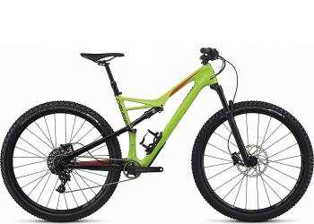 Велосипед Specialized Camber Comp Carbon 29 (2017)
