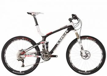 Велосипед Trek Top Fuel 9.9 SSL (2010)