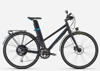 Велосипед Cube EPO Nature 45 FE Lady (2013)