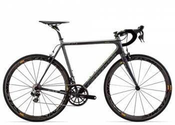 Велосипед Cannondale Supersix Evo Hi-Mod Dura Ace Di2 (2014)