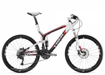 Велосипед Trek Top Fuel 9.7 (2011)