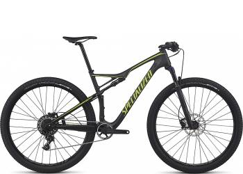 Велосипед Specialized Epic FSR Comp Carbon World Cup (2018)