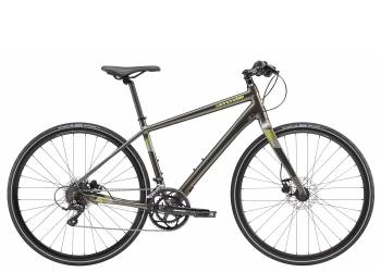 Велосипед Cannondale QUICK 3 DISC (2018)