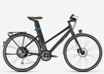 Велосипед Cube EPO Nature FE Lady (2013)