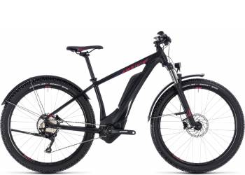 Велосипед Cube ACCESS HYBRID Pro Allroad 400 (2018)